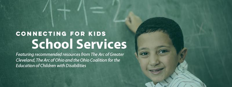 School Services Resource Guide from Connecting for Kids