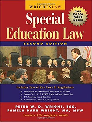 Wrightslaw book cover