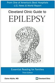Cleveland Clinic Guide to Epilepsy book cover