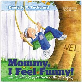 Mommy, I Feel Funny book cover