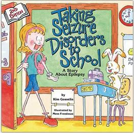 Taking Seizure Disorders to School book cover