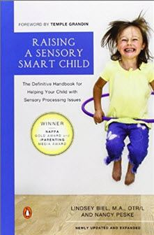 Raising a Sensory Smart Child book cover