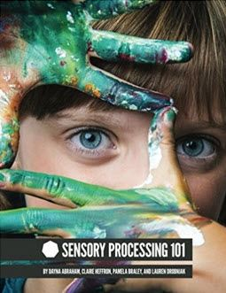 Sensory Processing 101 book cover