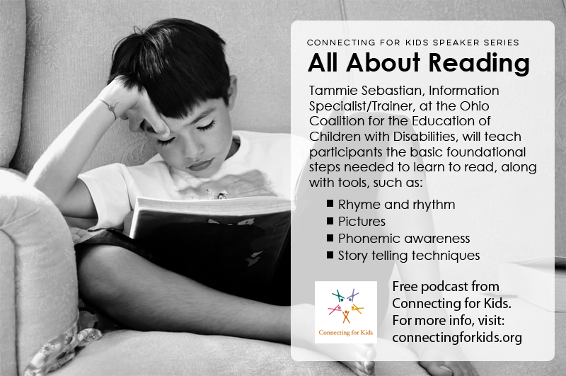 All About Reading| Free Podcast from Connecting for Kids