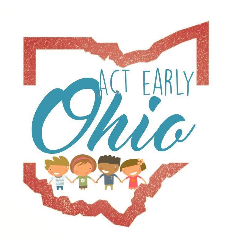 Act Early Ohio logo