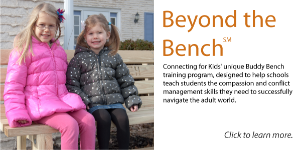 Buddy Bench: Beyond the Bench Program